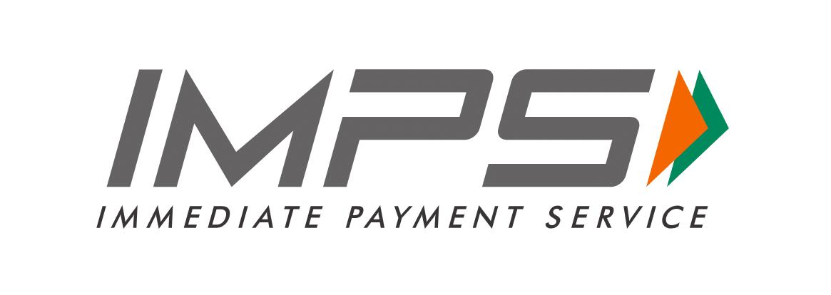 IMPS Grey Logo on White Background