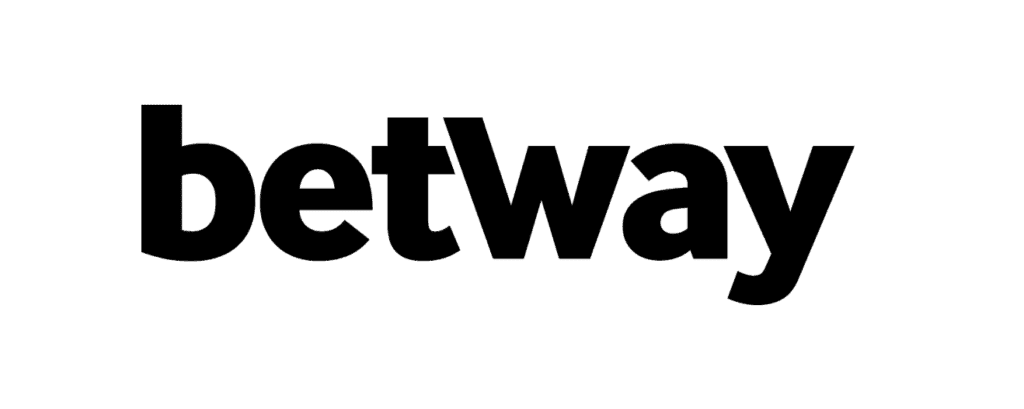 Betway black logo