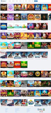 Slot Games at Indibet Casino